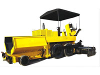 road equipment, asphalt paver finisher machine India manufacture