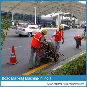 road marking machine suppliers,road line marking machine manufacturers in Ahmedabad,Gujarat