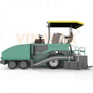 Asphalt-Paver-Finisher